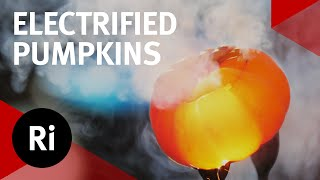 Shocking Pickled Pumpkins! Halloween Science