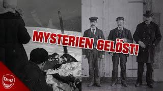 5 gruselige und ungelöste Mysterien aufgeklärt!