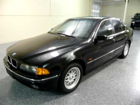 1999 Bmw 528i 4dr Sedan Auto 1960 Sold Youtube