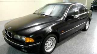 1999 BMW 528i 4dr Sedan Auto  (#1960) (SOLD)