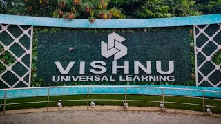 #Sri #Vishnu #Educational #Society Complete Campus View #VishnuCollege