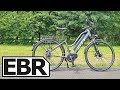 Electric Bike Technologies Electric City Bike Review   $2.8k Mid Drive, Throttle, Lights, Fenders