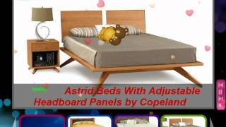 Copeland Furniture, Contemporary, Designer Natural Hardwood Solid Wood Furniture From Vermont,