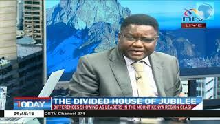 Kilemi Mwiria: President Kenyatta needs support from every part of the nation