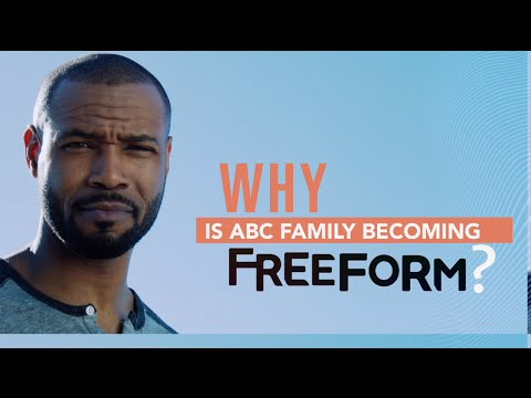Why is ABC Family Becoming Freeform? | Freeform - YouTube