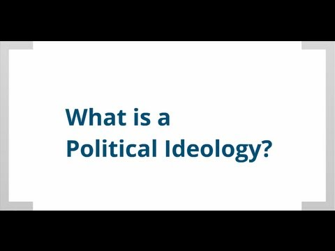 What is a Political Ideology?