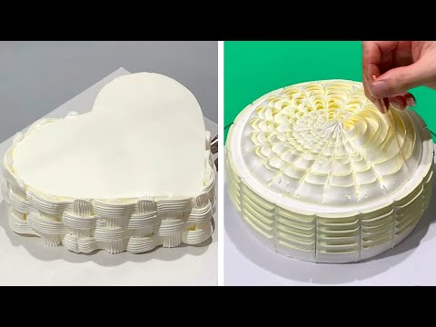 amazing-chocolate-cake-decorating-art-|-yummy-desserts-|-most-satisfying-chocolate-cake-recipes