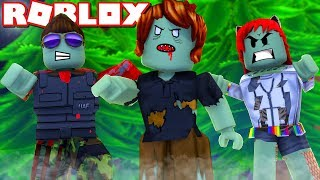 Zombie Invasion: A Sad Roblox Zombie Outbreak Movie Part 4