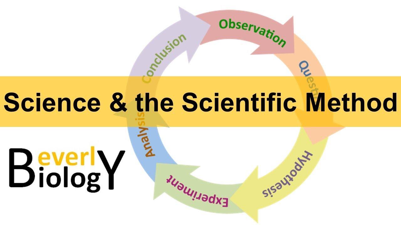 Scientific Method (updated)