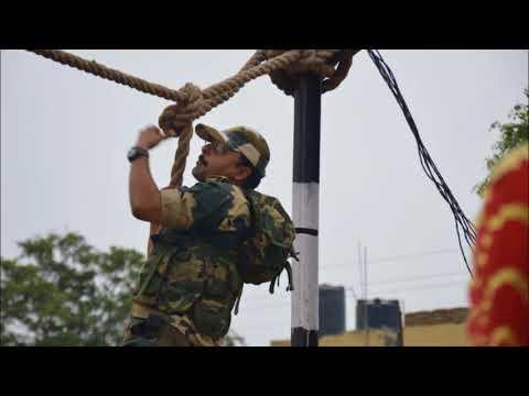 BSF salutes Dr. Jitendra Singh, Assistant Commandant