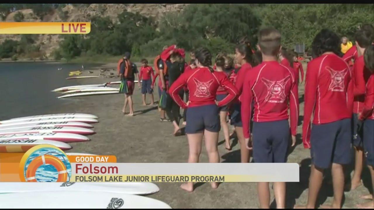 Folsom Lake Jr  Lifeguards Pt  2