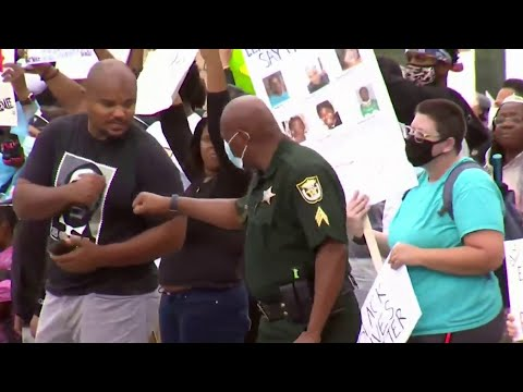 'We are listening;' Central Florida law enforcement officers