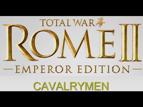 Rome II: Total War: Emperor Edition, Cavalry Unit Type, Strategy and Unit Spotlight  