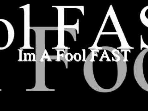 Cee lo Green ft Melanie Fiona-Im A Fool FAST