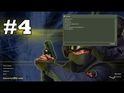 Counter Strike 1.6 Console Commands | Tutorial - 4