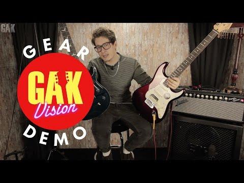 VERSUS VIDEO : PRS CE24 VS Fender American Standard Stratocaster HSS Shawbucker