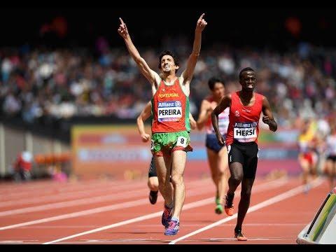 Men's 5000m T20 | Final | London 2017 World Para Athletics Championships
