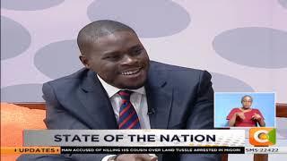 | JKLIVE Johnson Sakaja on Uhuru-Raila unity
