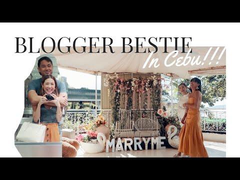 Blogger Bestie Lissa Visits me in Cebu! | Kryz Uy