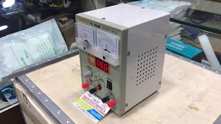 EXCLUSIVE DC POWER SUPPLY 2A/15V 100% Original By YaXun