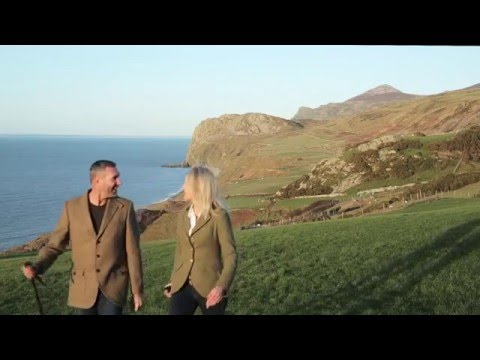 Adventures in Llŷn Area of Outstanding Natural Beauty, North Wales