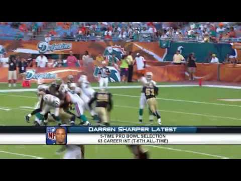 LeDainian Tomlinson in New York Jets,Larry Johnson in Washington Redskins