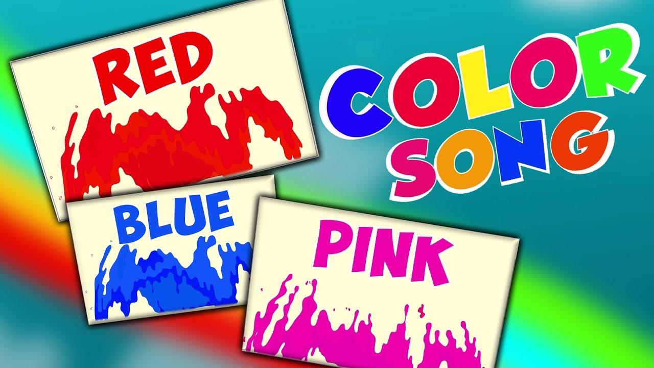 Farben Lied | Vorschule Lied | Lehren Farben | Colors Song ...