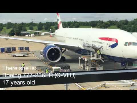 British Airways 777-200 Economy Flight Review In 4K, London Gatwick- Punta Cana Airport