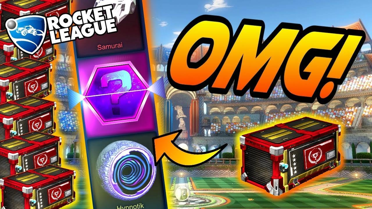 how to find crates rocket league
