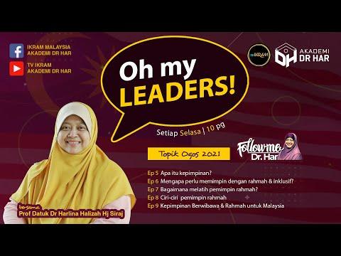 Ep. 8 | Ciri-Ciri Pemimpin Rahmah. Bersama Dr. Har
