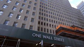 Inside Macklowe's gut renovation of historic One Wall Street