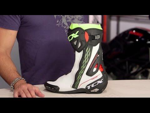 TCX RT-Race Boots Review at RevZilla.com