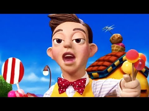 Lazy Town   Stingy Sings The Mine Song Music Video   Lazy Town Songs