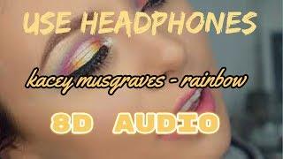 8dmusic 8 audio music Kacey Musgraves - Rainbow (Official Music Video)  {8D AUDIO }