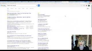 How to get free traffic - page 1 in Google in 3 mins
