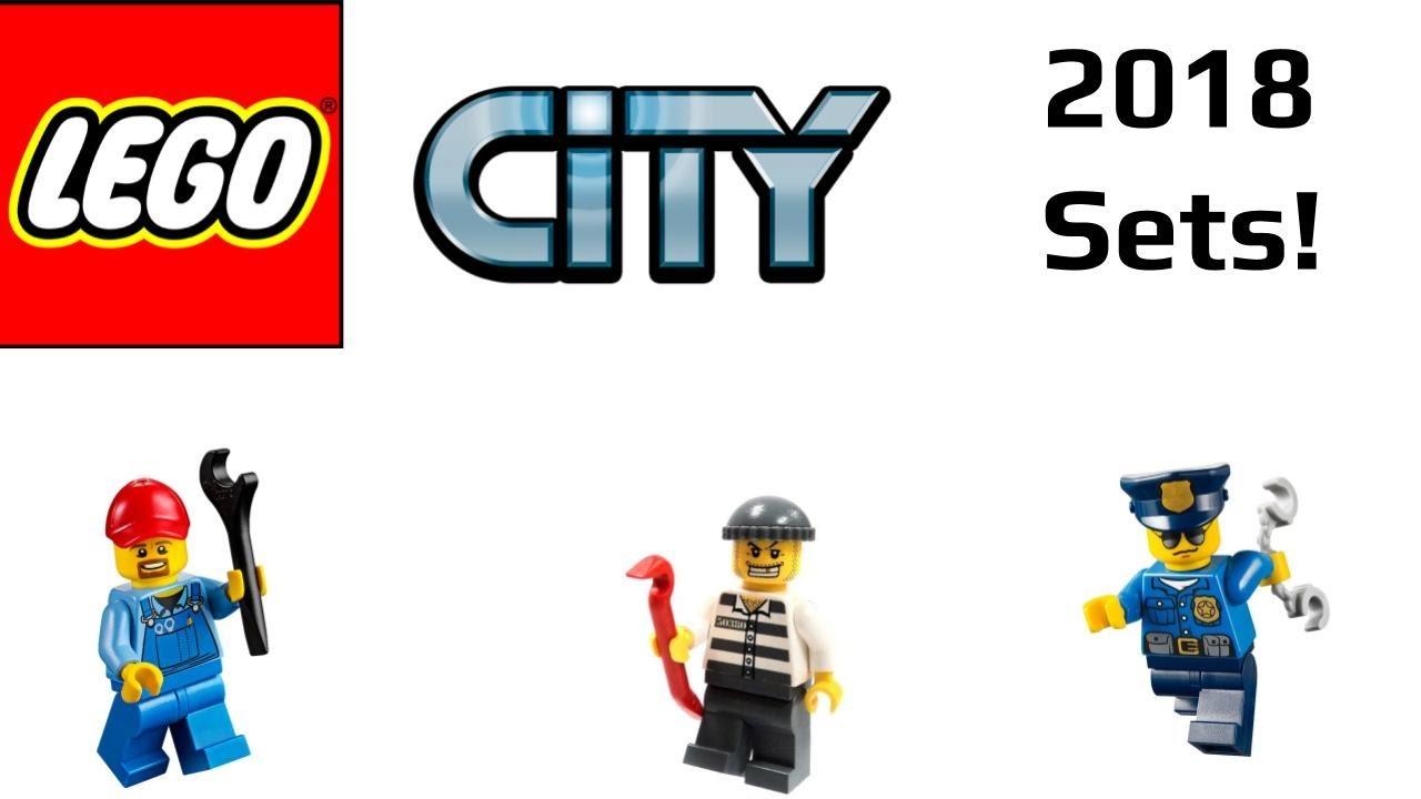 lego city 2018 set info youtube. Black Bedroom Furniture Sets. Home Design Ideas