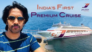 My First Cruise Experience On || Jalesh Karnika || India
