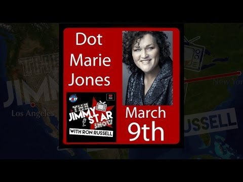 "3 Time Emmy Nominee Dot Marie Jones ""GLEE"" | @DrJimmyStar @RonRussellShow on #jimmystarshow #ROKU"
