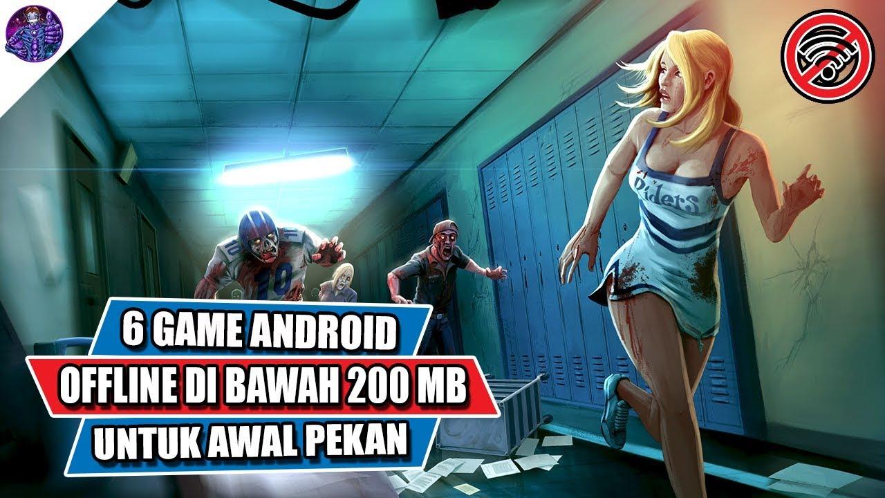 6 Game Android Offline Terbaik di Bawah 200 MB untuk ...