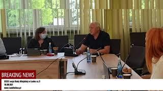 XXXII sesja Rady Miejskiej w Łasku cz.4