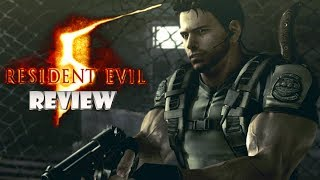 Resident Evil 5 (Switch) Review (Video Game Video Review)