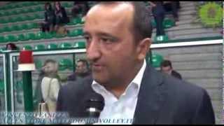 20-10-2013: Intervista a Vincenzo Fanizza nel post Materdomini-Avellino