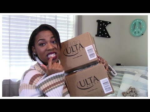 HUGE ULTA MAKEUP HAUL! NYX COSMETICS, ULTA BEAUTY, BRONX COLORS| Kylah Mason