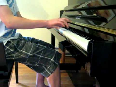 Pink Floyd - Comfortably Numb (piano cover)