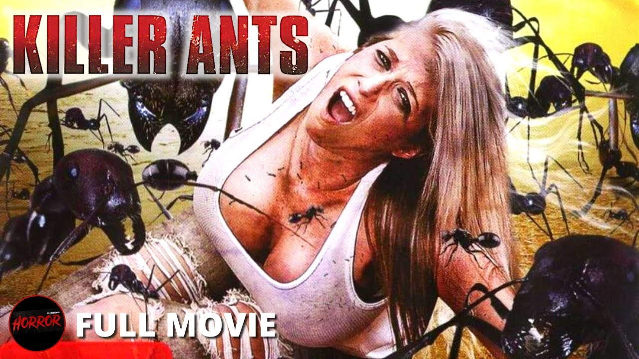 Download Horror Film KILLER ANTS - FULL MOVIE   Deadly Insect Attack