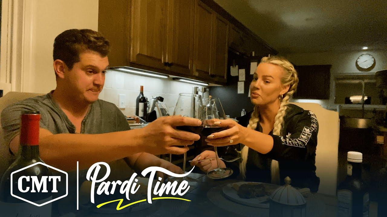 "Download ""Up All Night"" Makin' Romance! 🍷 ""Pardi Time"" w/ Jon Pardi 🎉 Ep. 5 | CMT"