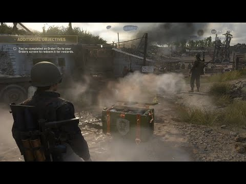 Quick Look: Call of Duty: WWII