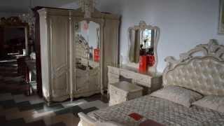 Спальня Рафаэлла с коллекции классической китайской мебели Рафаэлла(http://izymryd.com.ua http://izymryd.com.ua/korpusnaya-mebel/822/kolektsii-klassicheskoy-mebeli/sofiya-mebel/spalnya-rafaella.html Интернет магазин ..., 2013-11-09T21:10:14.000Z)