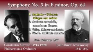 Pyotr Ilyich Tchaikovsky (1840-1893) Symphony No. 5 in E minor, Op....