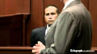 Trayvon Martin killer says sorry